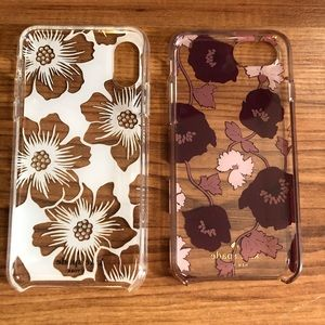 ✨ 2 x KATE SPADE ♠️ PHONE CASES ✨